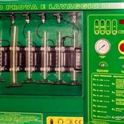 Curatare injectoare cu ultrasunete
